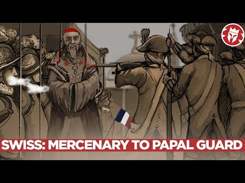 Swiss Warrior: From Italian And Burgundian Wars To Papal Guard