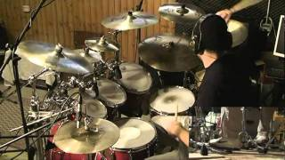 Avenged sevenfold - beast and the harlot - drum cover by Andrea Mattia