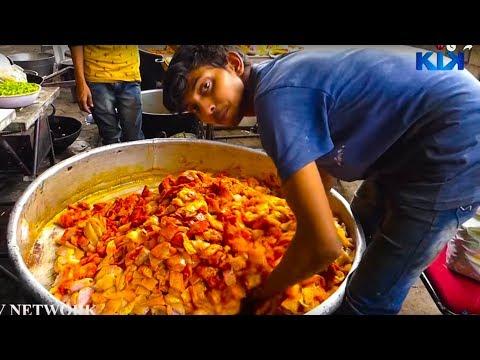 Chicken 65 Making in Restaurant | Hot & Spicy Chicken 65 | Restaurant Style Chicken 65 | streetfoods