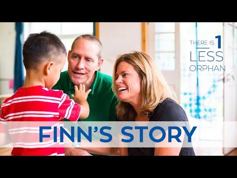 Finn's Adoption Story
