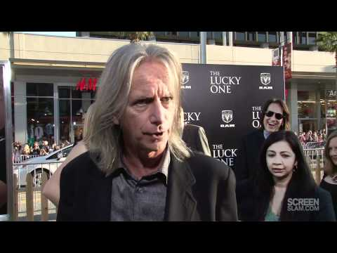 The Lucky One: Los Angeles Premiere Scott Hicks  HD