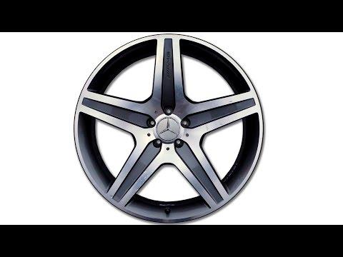 Диски на Mercedes ML и GL Class R21 новые
