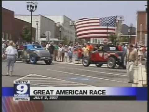 Great American Race in McMinnville 2007(a)