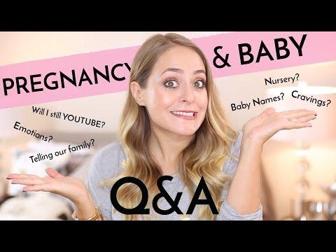 Pregnancy & Baby Q&A!   Fleur De Force