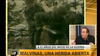 Malvinas, a 31 años: los soldados y el recuerdo-Telefe Noticias