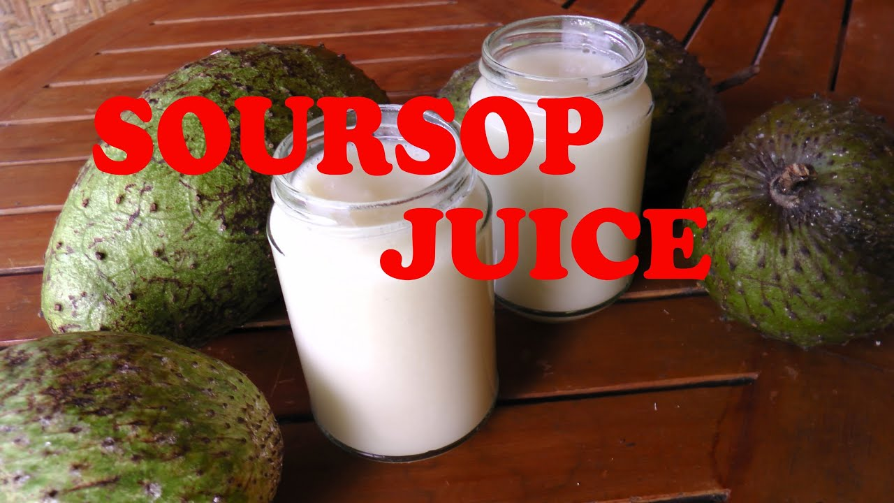 How to Make Soursop Juice How to Make Soursop Juice new images