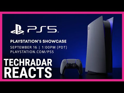 PS5 price and release date reveal: PlayStation 5 Showcase Live   TechRadar Reacts