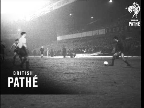 Birmingham City V Barcelona (1960)