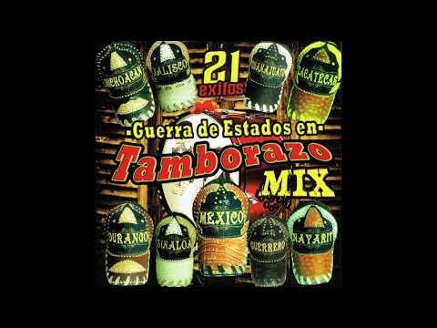 """Guerra De Estados En Tamborazo Mix """"21 Exitos"""" (Disco Completo)"""