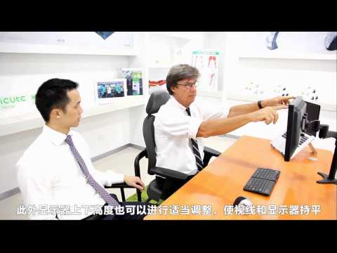 Ergonomic lecture China 2014 - Basics for healthy computing