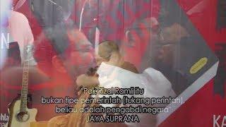 Jaya Suprana : Pak Rizal Ramli ini Pengabdi Negara, Saya sudah Kenal sejak di Pemerintahan Gus Dur