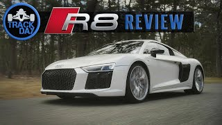 Audi R8 V10 Acceleration Review | Does the VF Tune Make It Faster Than the R8 V10 Plus?