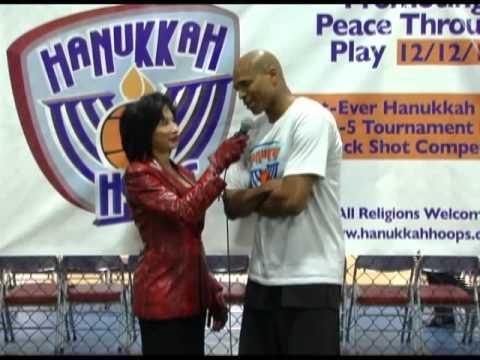 Hanukkah Hoops 2011 Interviews