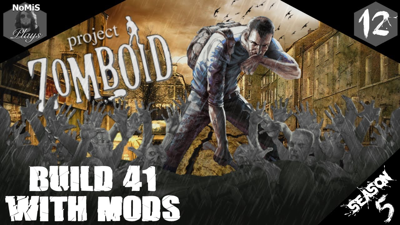 PROJECT ZOMBOID   GUNS & AMMO   EP 20   BUILD 20 MODDED   SEASON 20 ...