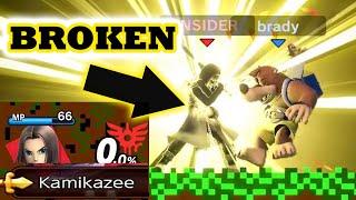 Hero's Kamikazee is BROKEN!!! Super Smash Bros. Ultimate - Smash Insider