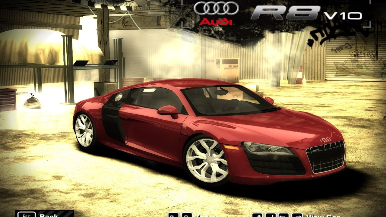how to mod need for speed most wanted 2005 pc
