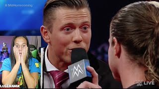 WWE Smackdown THE MOST PASSIONATE PROMO Ziggler Miz