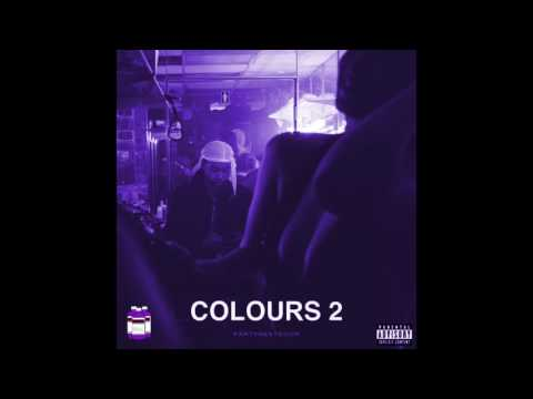 PartyNextDoor - Colours 2 EP | Chopped x Screwed by DJYung$avage [Full Mixtape]