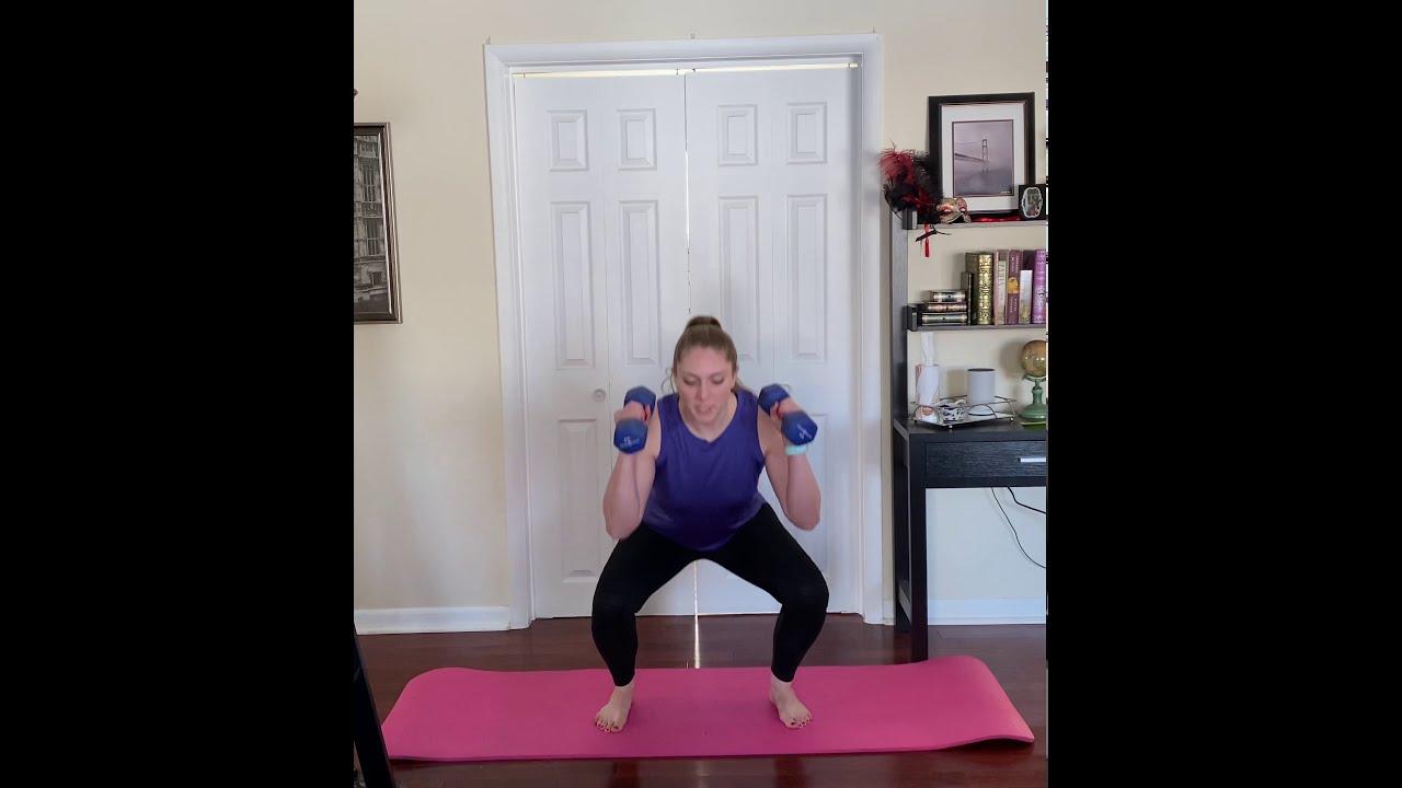 Total Body Squat Workout