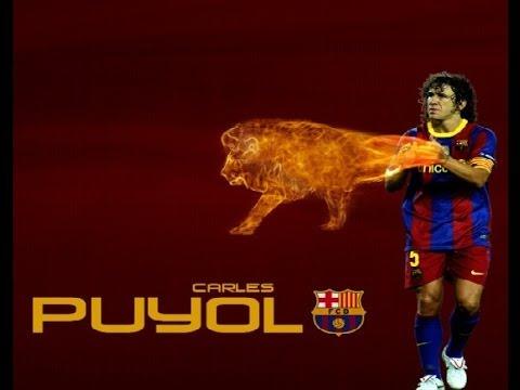 Carles Puyol ● The Story Of Hero ● 1999 - 2014 ● HD