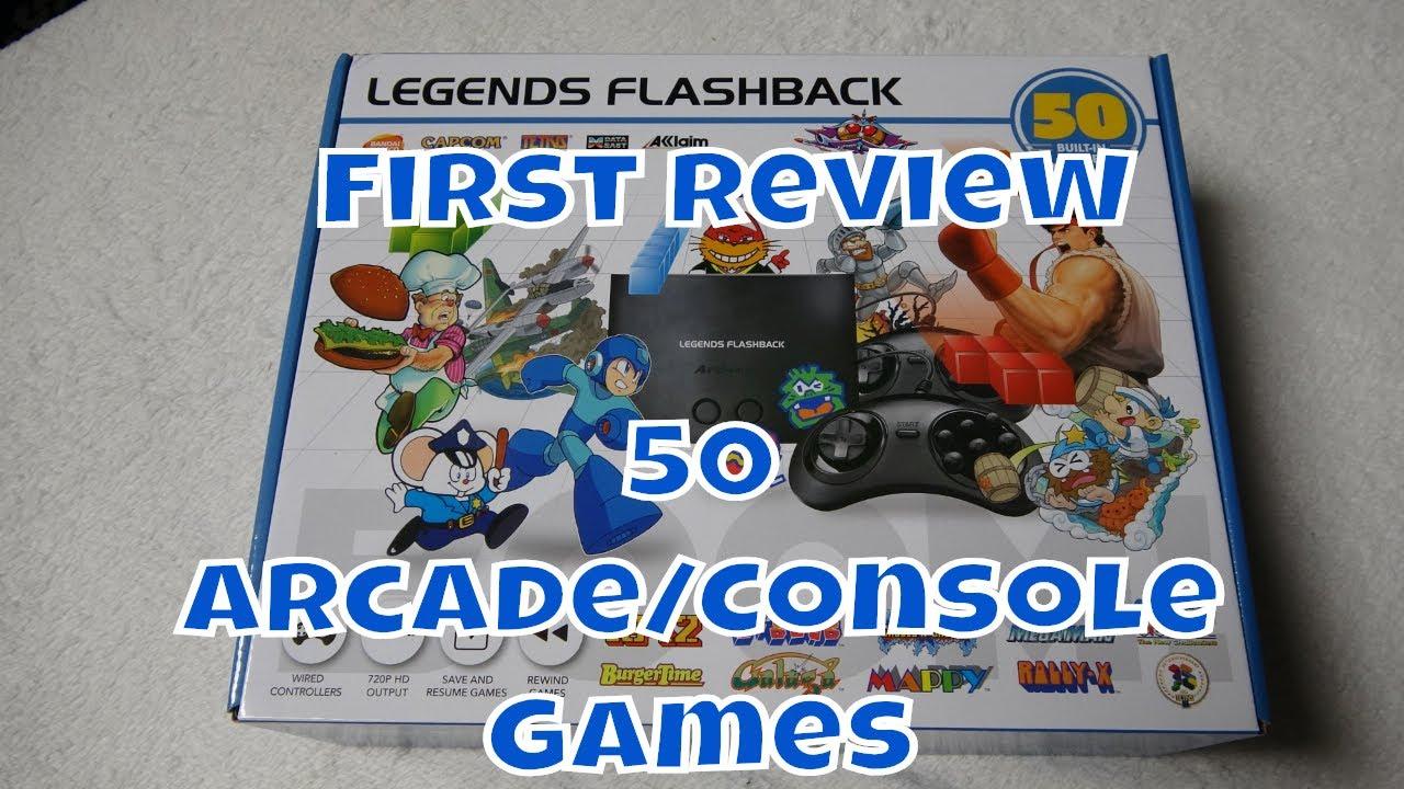 Legends Flashback - Console (AtGames)