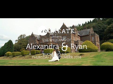Alexandra & Ryan Wedding Highlights