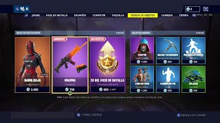 'NEW SKIN AND NEW GESTS' FORTNITE STORE - 5 juin - Martinezjlr