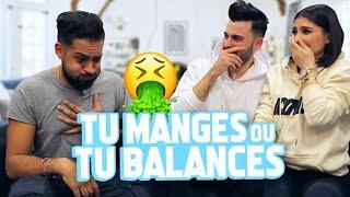 LES GUESTS: TU MANGES OU TU BALANCES ! (Feat Vinz) - Ep 2