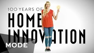 100 Years of Home Innovation ★ Glam.com
