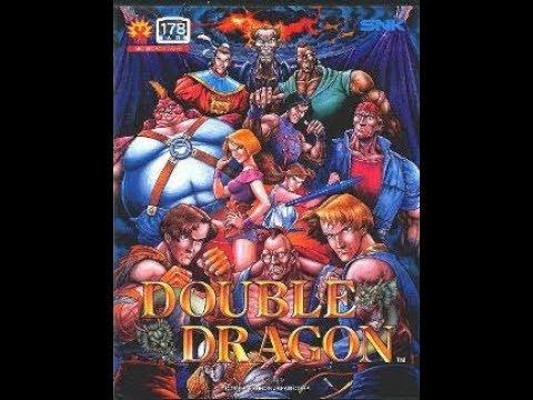 Double Dragon The Movie (1995) Neo Geo (Full ) Arcade Longplay [065]