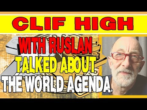♞ CLIFF HIGH AND RUSLAN Talked About The World Agenda ♘