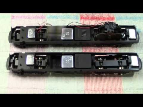 How-To convert Your Locos/Coaches to LED Lighting Update & Includes The Class 43. Hornby Triang etc.