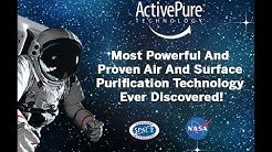 Active Pure Air Purification Systems with NASA Space Accredited Technology 1-855-589-1924