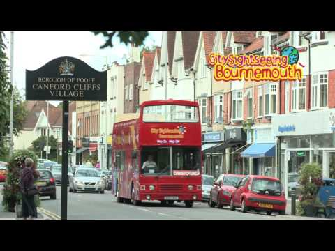City Sightseeing Bournemouth - Poole Bay & Sandbanks Explorer