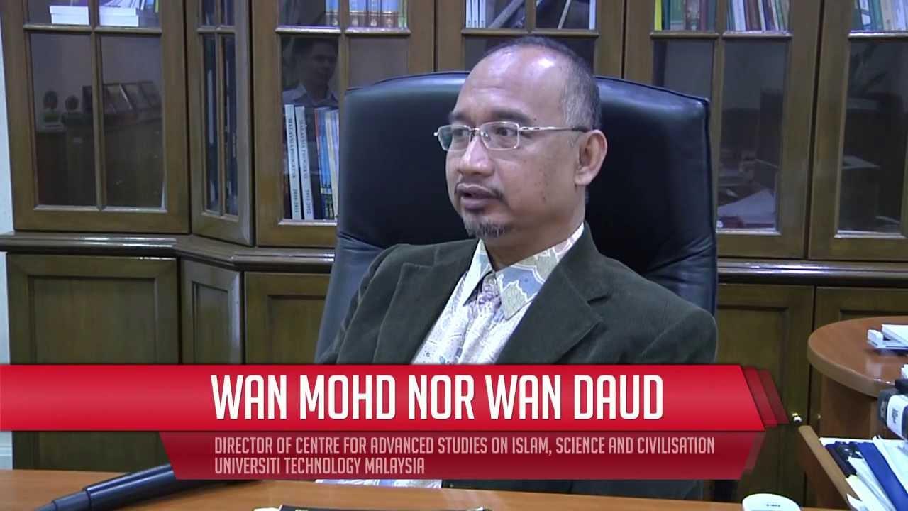 Prof Wan Mohd Nor Wan Daud Youtube