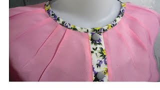 how to sewing a simple blouse design (23)