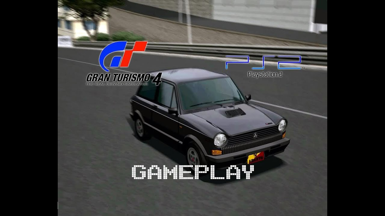 gran turismo 4 ps2 autobianchi a112 abarth high speed. Black Bedroom Furniture Sets. Home Design Ideas