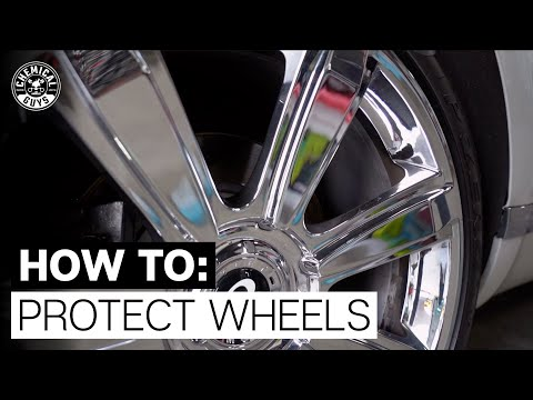 How To Protect Your Wheels From Brake Dust, Water Spots & More! | Chemical Guys