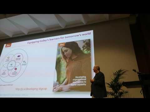 Martin Hamilton - Life on Mars – Digital Skills for a New Generation - EUNIS 2017