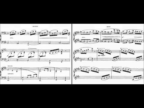 Gabriel Fauré -  Dolly Suite, Op. 56 for piano 4-hands (1896)