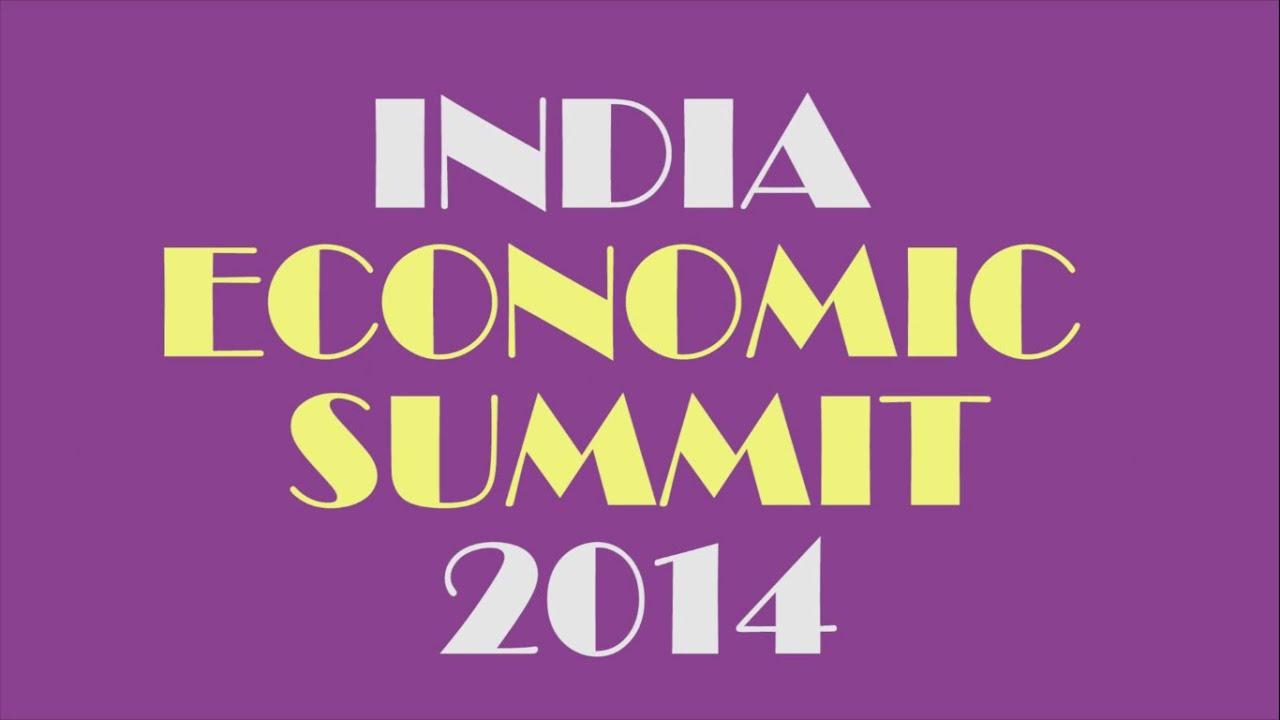 India Economic Summit 2014