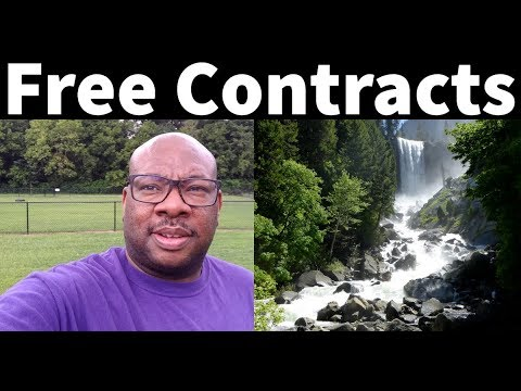 Free Contracts for Real Estate Investors