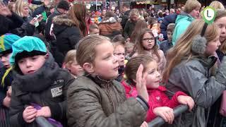 Intocht Sinterklaas in Wezep 2017