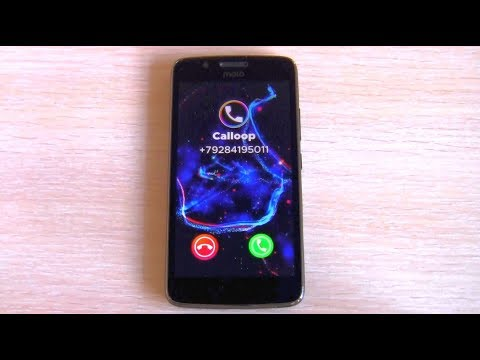 Color Screen Phone, Call Flash Themes - Calloop 1 13 Apk Download