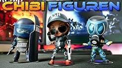RAINBOW SIX SIEGE CHIBI FIGUREN | UNBOXING & REVIEWE DEUTSCH