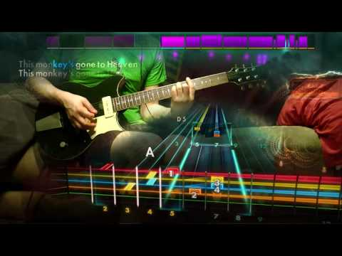 "Rocksmith 2014 - DLC - Guitar - Pixies ""Monkey Gone To Heaven"""