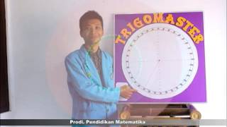 Alat Peraga Matematika (Trigonomaster)