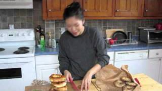 Montreal Bagels I Debbie Wong's Wok And Gong