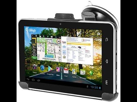 Планшет Cube U59GT. Недорогой планшет с GPS навигатором. - YouTube