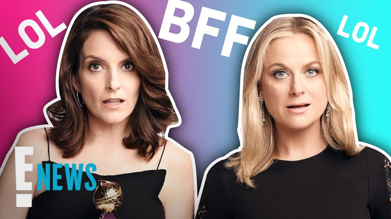 How Tina Fey & Amy Poehler Became Celebrity BFFs News
